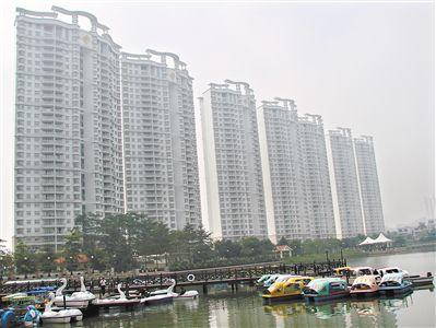 广州租房性价比地图