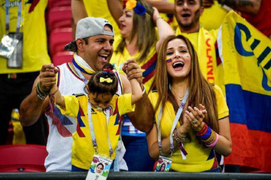 波兰0比3哥伦比亚 成本届世界杯首支出局的种子队