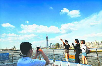武汉今年首发高温黄色预警 局部可达37℃以上