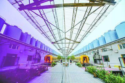 北京朝阳57家老厂房转型文创园