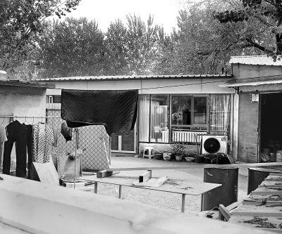 北京顺义:数千平方米违建库房拆了
