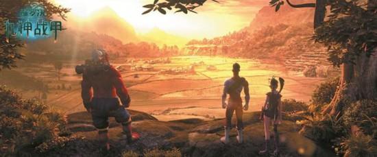 泰国票房黑马动画《暹罗决:九神战甲》将在中国上映