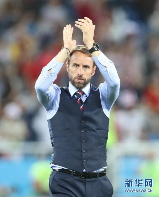 索斯盖特:比利时胜在经验和默契 新英格兰风