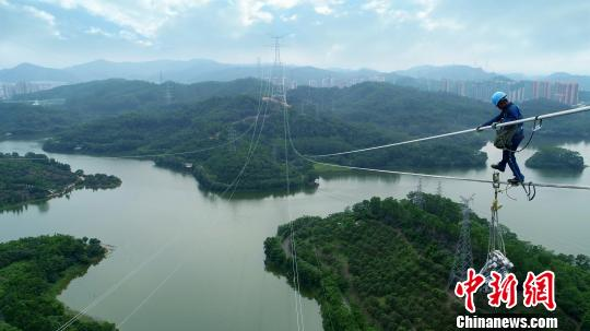 南方电网500千伏纵江二期投运显著缓解东莞供电压力