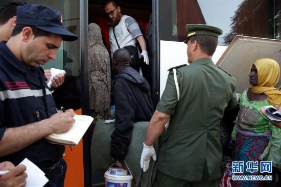 阿尔及利亚说不会在境内设置难民留置中心