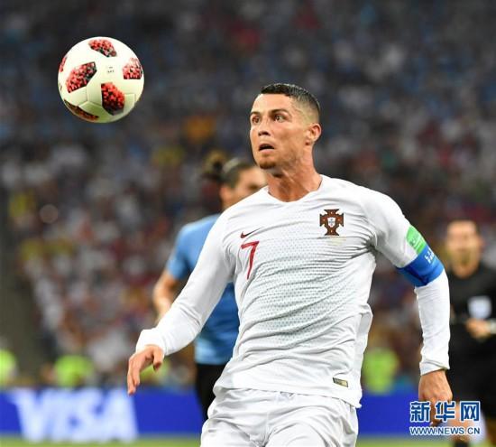 卡瓦尼惊艳C罗黯淡 乌拉圭胜葡萄牙挺进八强