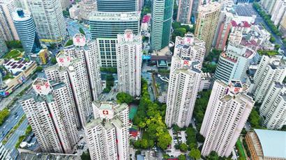"""上海""""斜三基地""""首尝土地批租改造旧区"""