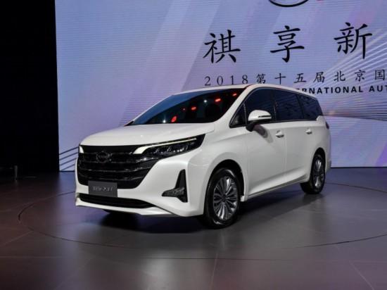广汽乘用车 传祺GM6 2018款 基本型