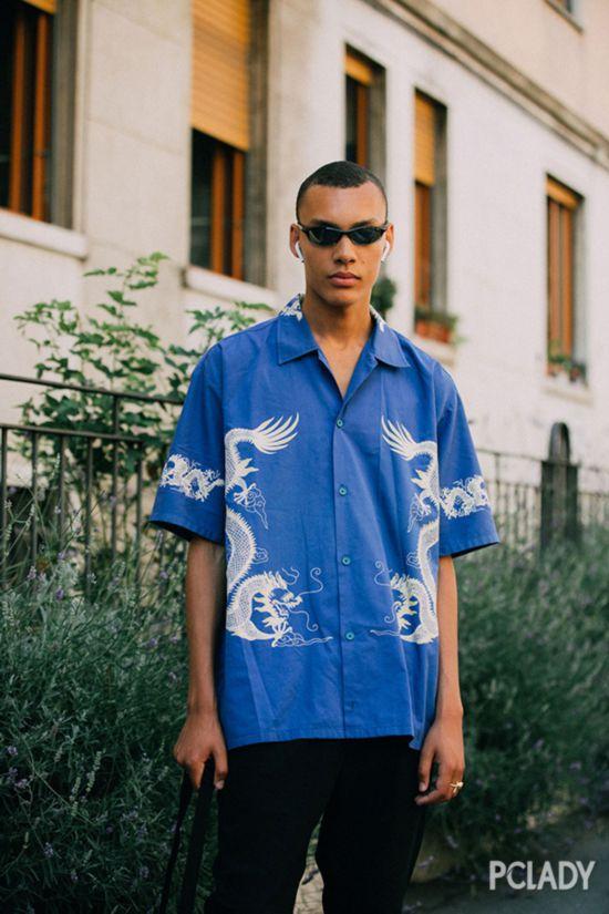 穿夏威夷衬衫是对夏天基本的尊重