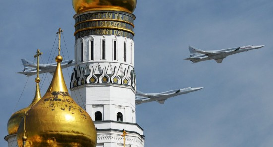 新航母杀手!俄军图22M3轰炸机可携带4枚匕首导弹