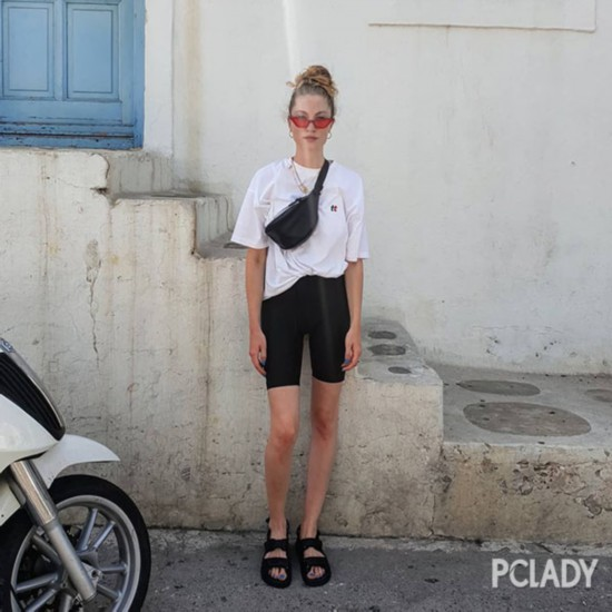 """""""骑行裤""""乱入时尚圈,难道是丑到深处自然萌?-领骑网"""