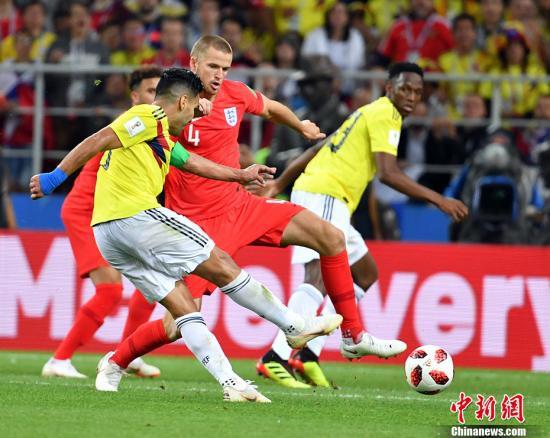 世界杯八强出炉 欧美包揽 英格兰成最后一支晋级队