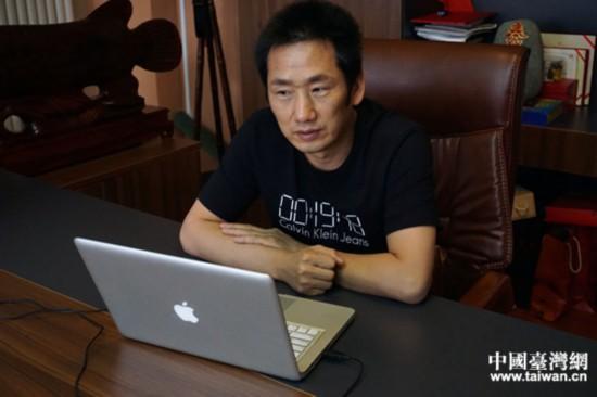 郑云:两岸影视产业要一起合作才可以双赢
