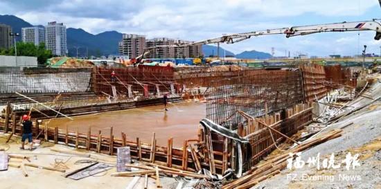"""福州高新区全力冲刺""""双过半"""" 工作机制新项目推动快"""