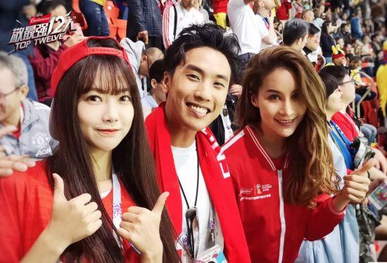 广东明星最强12人组团赴俄罗斯 直击世界杯八强争霸