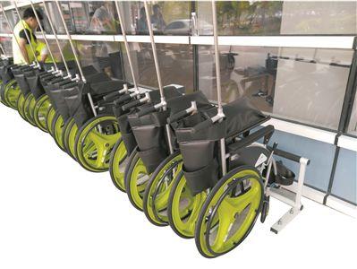 """""""共享经济""""多样化:共享轮椅入院患者医院双赢?"""