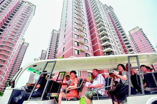湖北省最大公租房开始交付