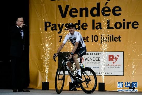 (体育)(2)自行车――环法自行车赛开幕