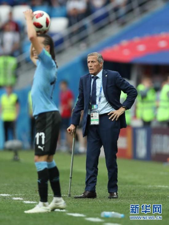 """致敬乌拉圭足球""""导师""""――塔瓦雷斯"""