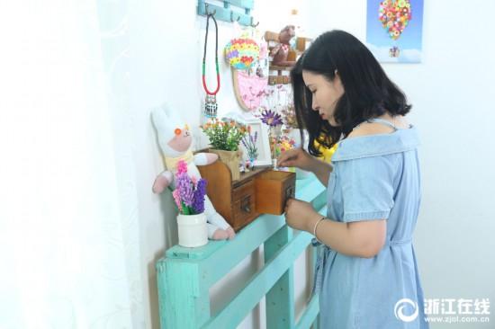 旧物改革做出大生意郑州90后女幼师告退创业月入近十万