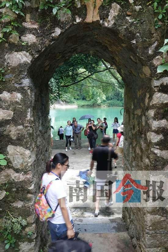 鹿寨縣舉行葡萄文化節暨中渡