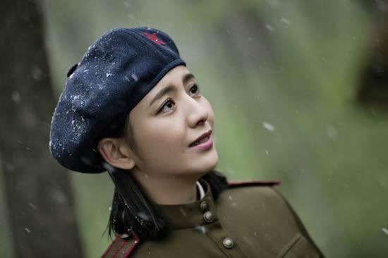 佟丽娅精准演绎成长感 爱国女战士获好评