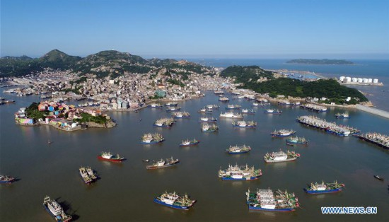 #CHINA-COASTAL PROVINCES-TYPHOON MARIA-EMERGENCY RESPONSE (CN)