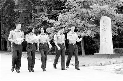 国防科大毕业学员最后一课:别忘了我们的约定