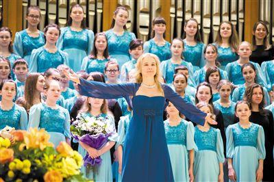 俄春天儿童合唱团将带来天籁之音
