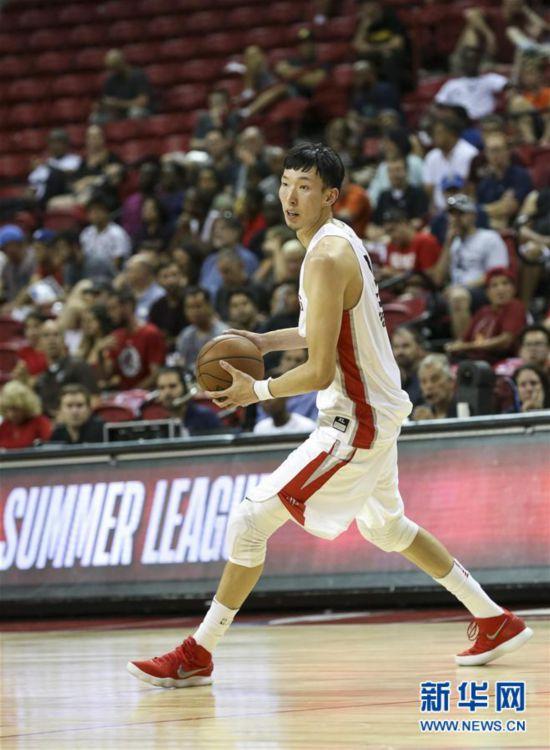 (体育)(5)篮球――NBA夏季联赛:火箭胜快船