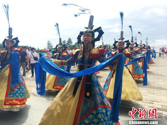 """民族舞剧《昭君》上演引领游客深度感知""""和""""文化"""