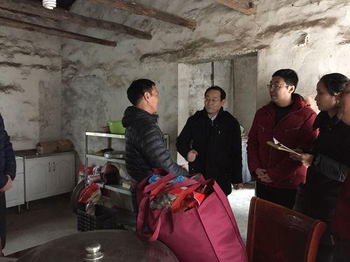 在福建福州江镜龙8官网农场慰问
