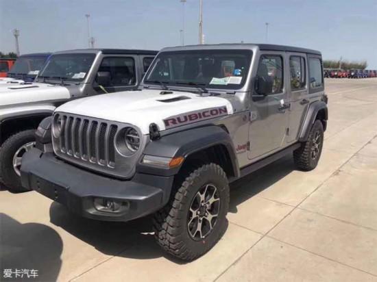 Jeep新一代牧马人或7月23日上市 搭2.0T