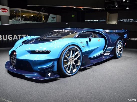 布加迪 Vision GT 2015款 基本型