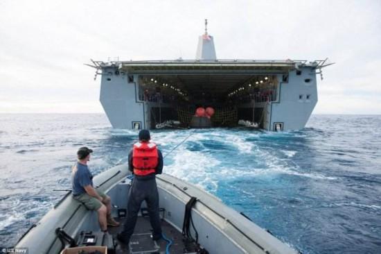 美媒:38艘两栖舰仍不够这或是美海军最大弱点