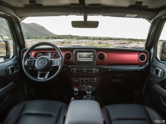 Jeep(进口) 牧马人 2018款 Rubicon
