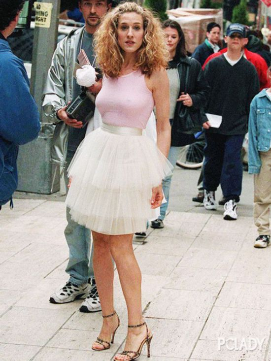 欲望都市二十年,时尚圈依然惦记着Carrie