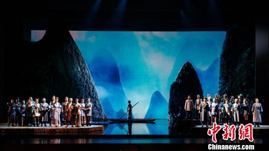 民族歌剧《刘三姐》将登国家大剧院再现桂林好风光
