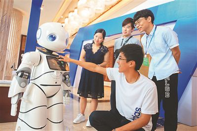 2018苏州吴江国际精英创新创业洽谈会开幕