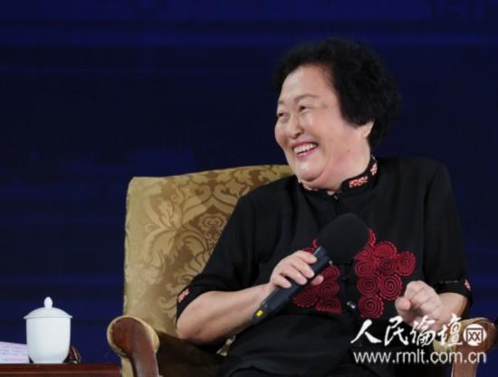 """赵白鸽出席 2018 生态文明贵阳国际论坛""""论道生态文明""""电视高峰会"""
