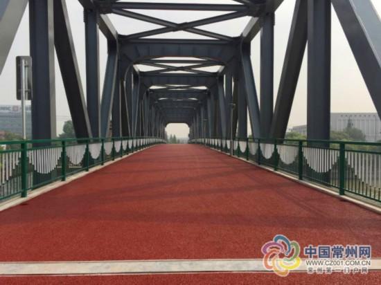 苏南运河常州段工农桥、惠济桥通过竣工验收