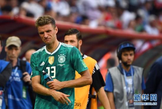 (世界杯・专题)(1)足球――巨星陨落