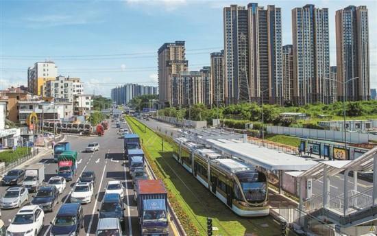 深圳一体化推动交通设施建设 新增道路九成在原特区外
