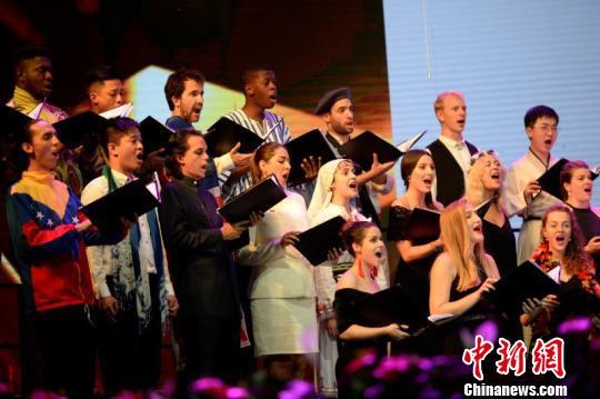 2018中国・内蒙古国际合唱周开幕