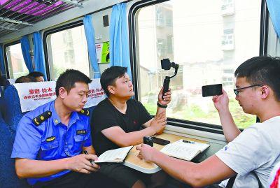 武汉铁路沿线环境巡查:坐慢车拍摄现场认领问题