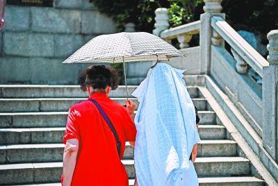 武汉本周又热又湿最高温或达38℃