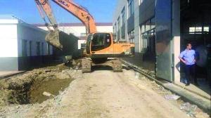 工业园内偷埋几千吨化工废料?常州金坛区已展开全面调查