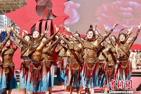 民和县将借助丝路花儿艺术节这一平台