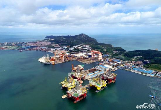 中集来福士海洋工程有限公司烟台基地