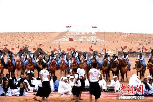 摩洛哥坦坦非遗艺术节举办邀全球伙伴探讨可持续发展